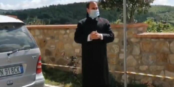 Parroco Don Enrico Castauro