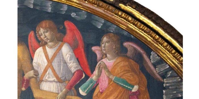 Acquapendente, pala per gli Agostiniani