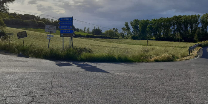 strada Proceno-Acquapendente