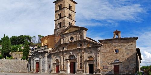 Bolsena Chiesa Santa Cristina