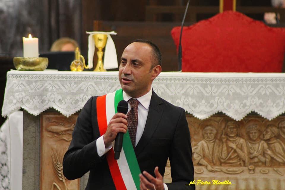 sindaco di Canepina, Aldo Maria Moneta