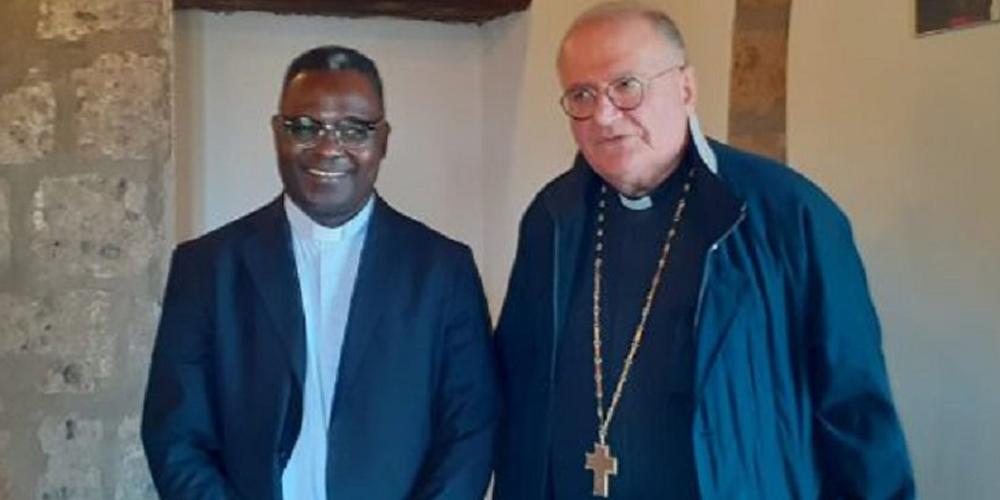 Vescovo Civita Castellana e Mons Kimbeni