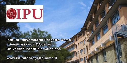 Istituto Universitario Progetto Uomo,