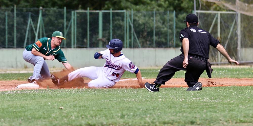 Baseball Alberto Mineo