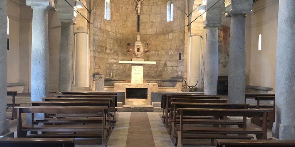 Chiesa Santa Maria Vasanello