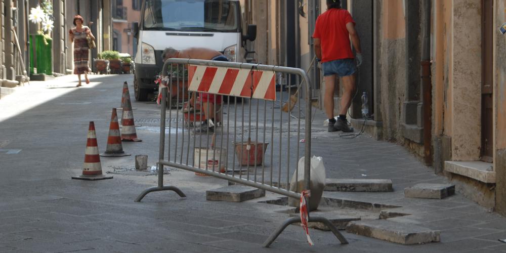 Mnutenzione Corso Montefiascone