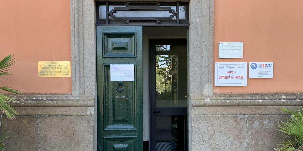 Ordine dei dottori agronomi e dei dottori forestali della provincia di Viterbo