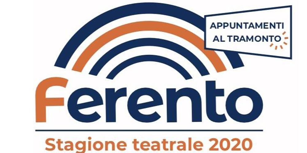 Stagione Teatrale Ferento