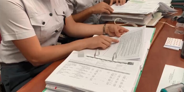 Imposte documenti