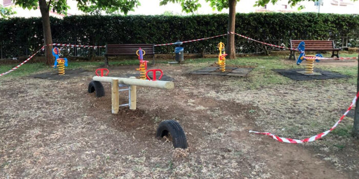 giochi giardini