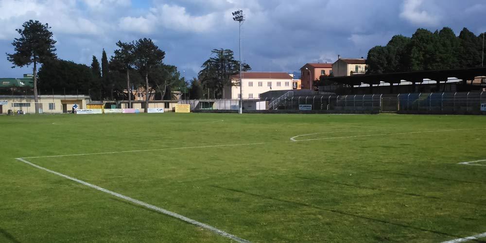 Campo Calcio Flaminia Civita Castellana