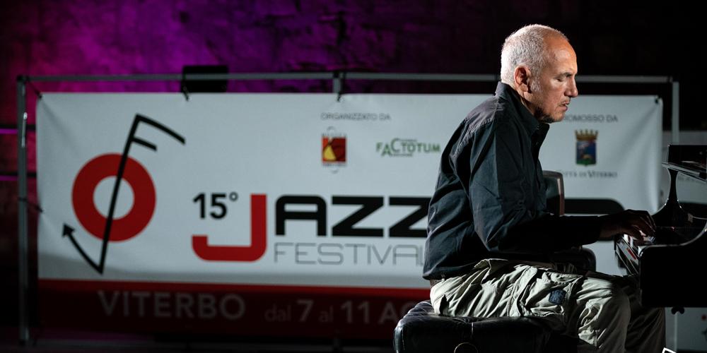 Danilo Rea a JazzUp Festival