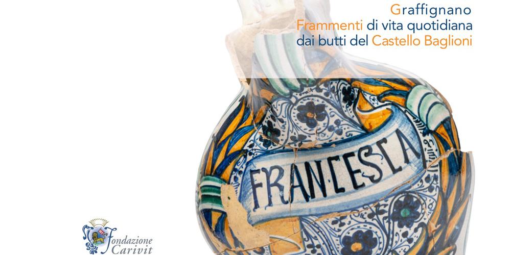 Al Museo della Ceramica della Tuscia inaugurata la mostra dei reperti provenienti dagli scavi dei butti del Castello Baglioni di Graffignano