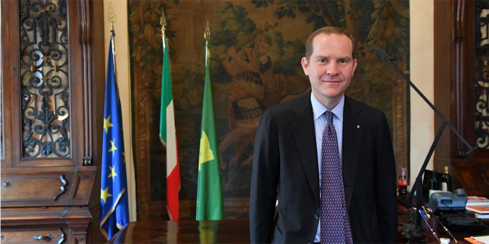 Massimiliano Giansanti Confagricoltura
