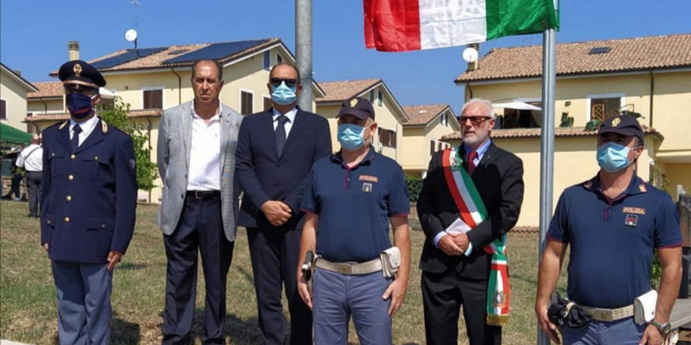 Monterosi, vie agli ex sindaci Arcangelo Ceci e Delfo Liberati e una a Vittorio Frasca, alto dirigente della Polizia di Stato