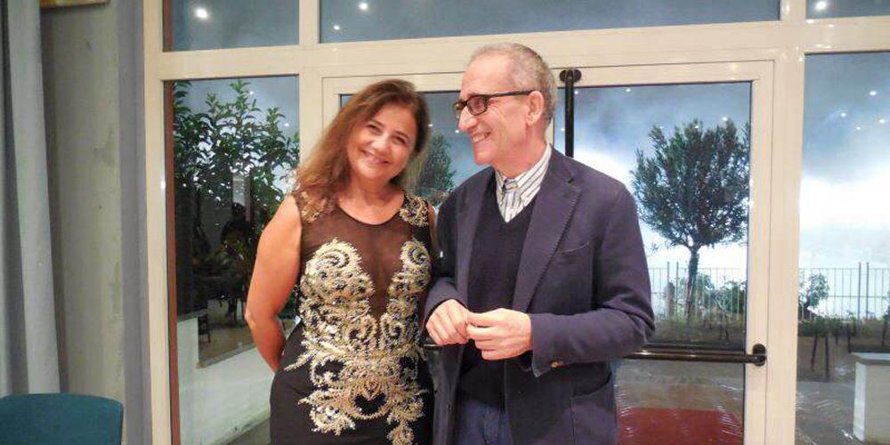 Silvia Chiesa e Sandro De Palma