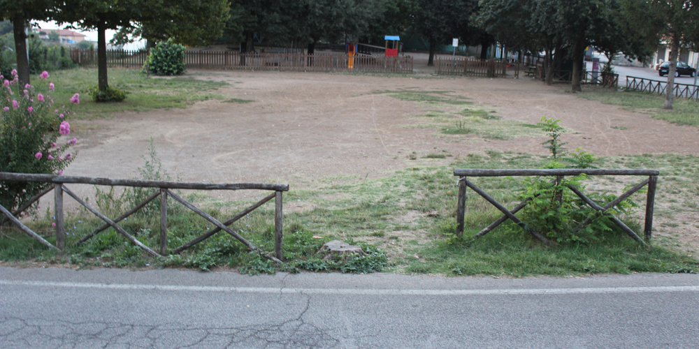 Verde pubblico Caprarola