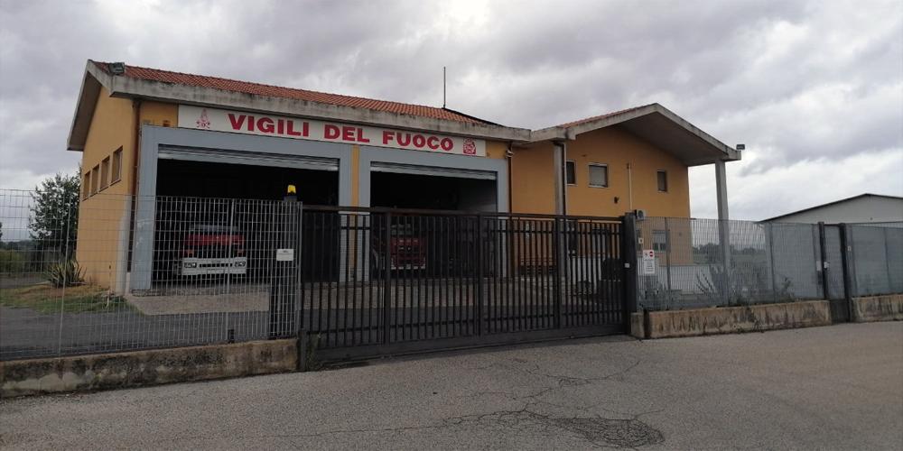 Vigili del Fuoco Civita Castellana