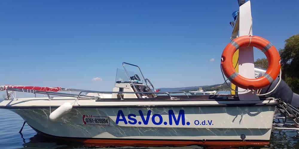 Barca ASVOM