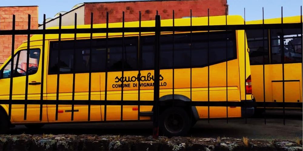 scuolabus Vignanello