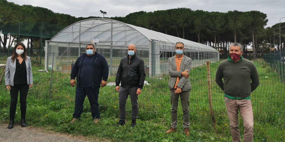 Agraria IIS Cardarelli Tarquinia