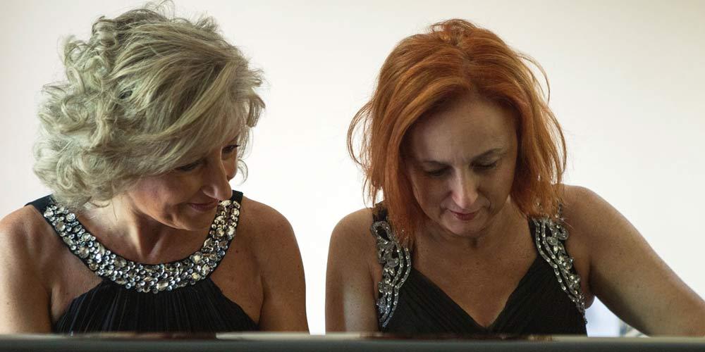 Francesca Amato e Sandra Landini
