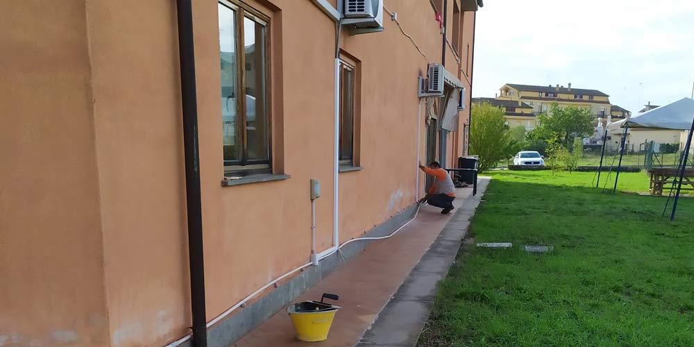 Civita Castellana Centro Diurno CSE Rosa Merlini Frezza