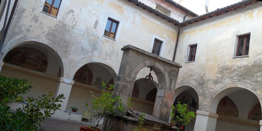 Convento del Giglio a Bolsena