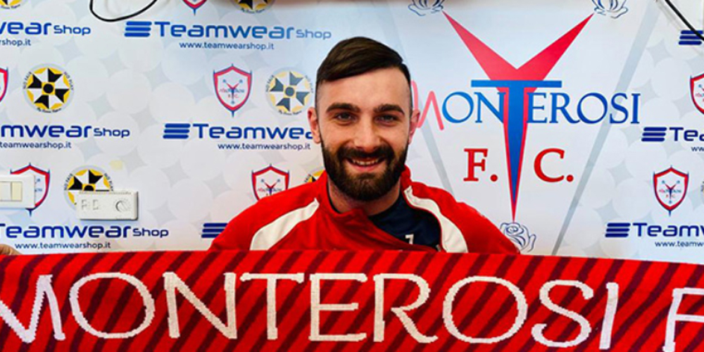 Danilo Pasqualoni Monterosi FC