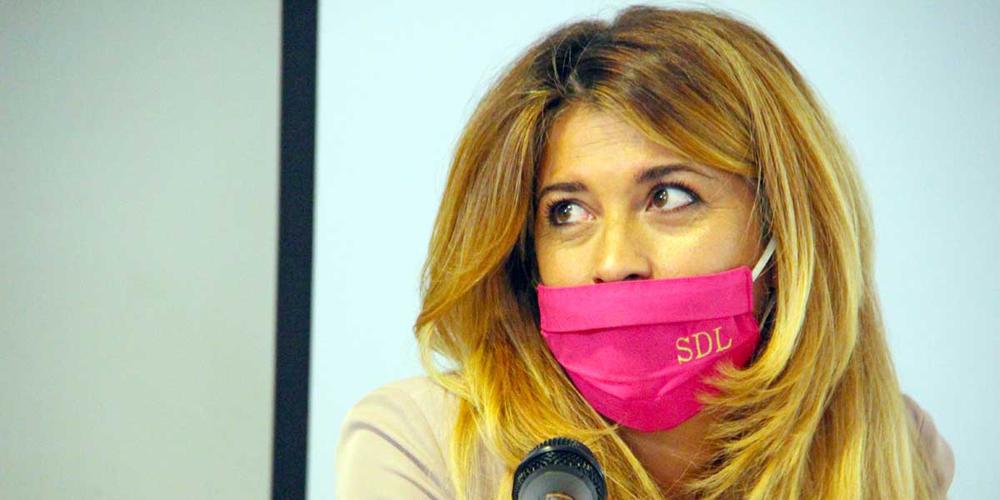 Sara De Luca la nuova segretaria generale della Fai Cisl Viterbo