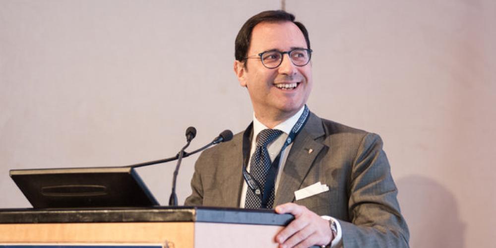 Tommaso Tanzilli, Presidente dell'Ente Bilaterale Turismo del Lazio
