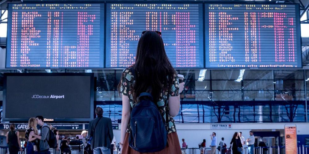 Turismo Viaggi Aeroporto