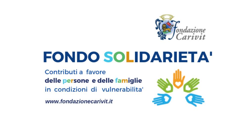 Fondo solidarietà CARIVIT