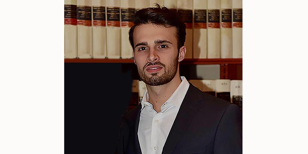 Marco Parroncini Forza Italia Giovani