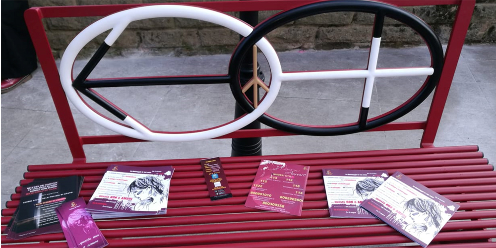 Panchina Rossa Vasanello