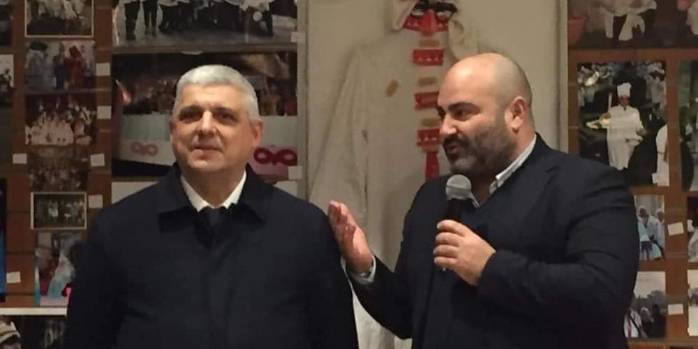 Pietro Lazzaroni e Stefano Maccarri