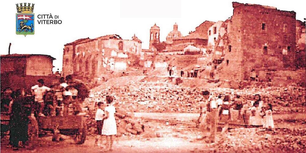 Bombardamento Viterbo