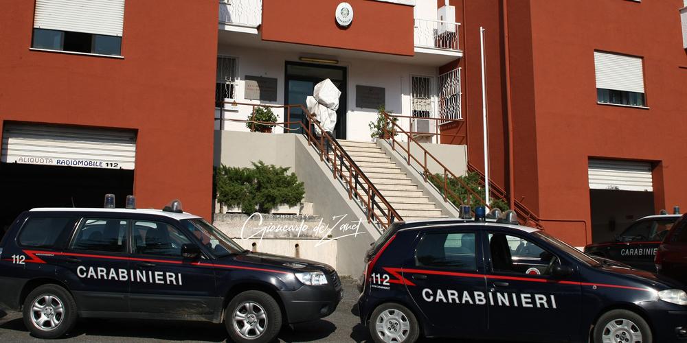 Carabinieri Civita Castellana