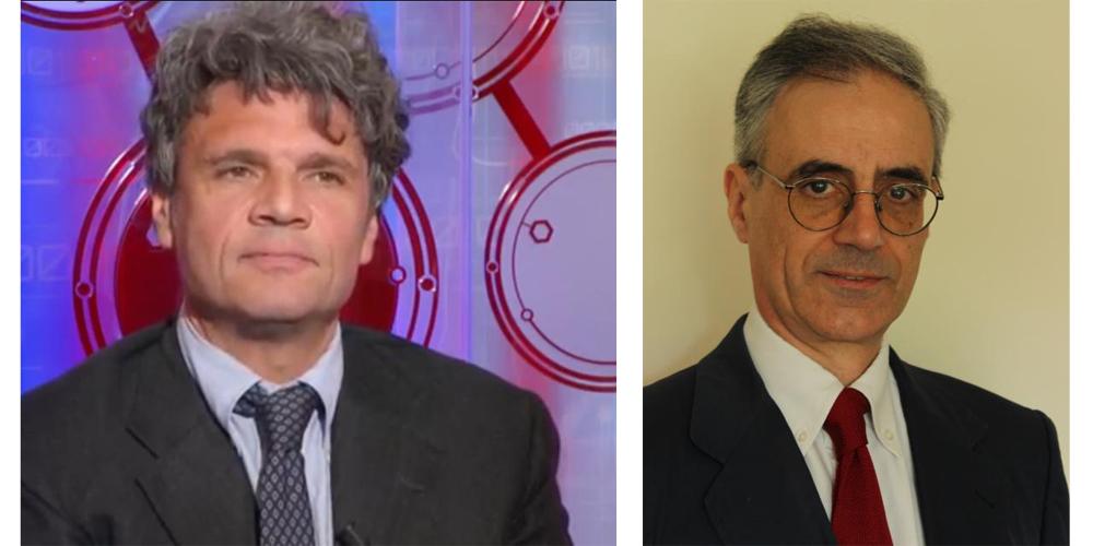 Prof. Manfredi Tesauro, Prof. Carmine Cardillo