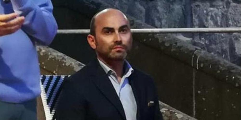 """Presidente in foto """" Rodolfo Ridolfi, 43 anni Imprenditore Agricolo, storico dell'Arte. Corchianese, presidente del neonato """"Comitato per la salvaguardia del Territorio di Corchiano e della Tuscia"""""""