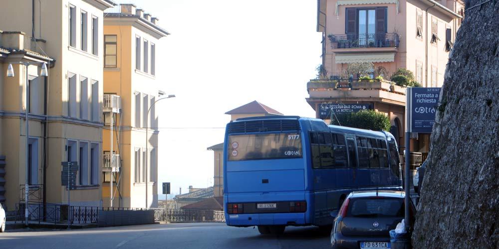 Autobus Montefiascone