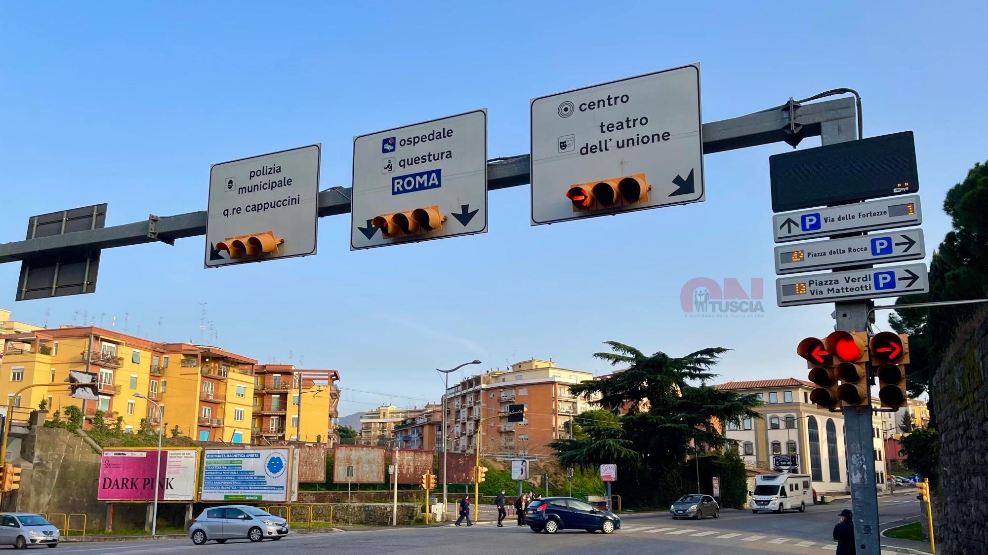 Viale Raniero Capocci