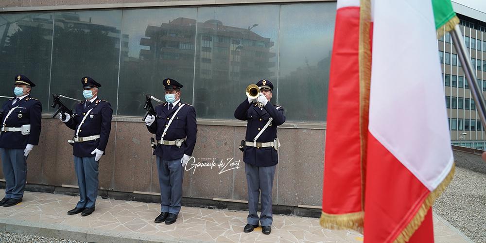 169° anniversario della fondazione della Polizia di Stato