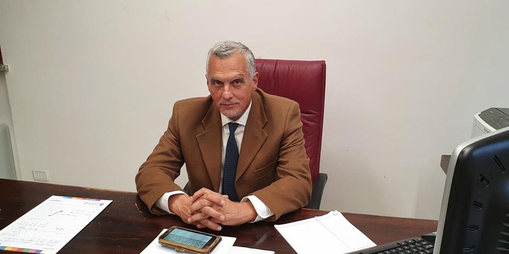 Remo Parenti Presidente Confagricoltura Viterbo-Rieti