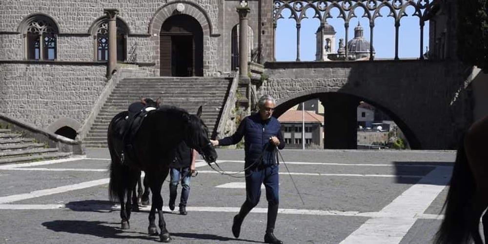 Bocelli a Viterbo