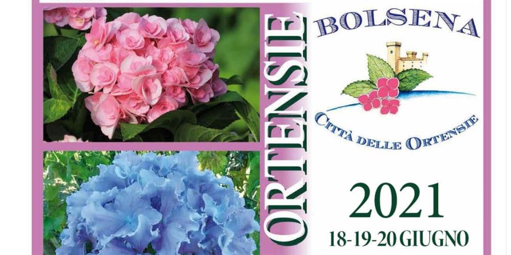 Bolsena Festa Ortensie