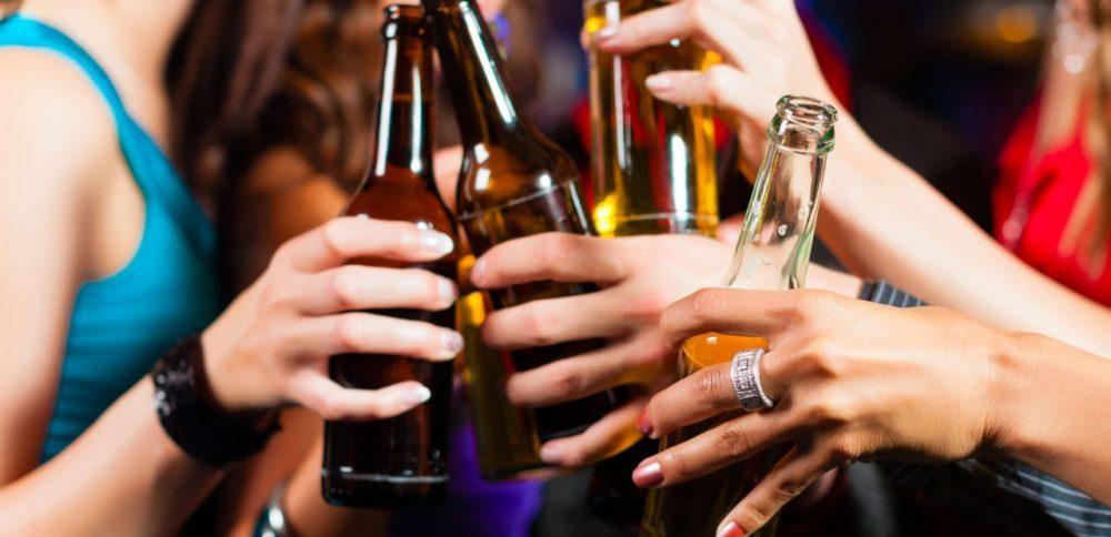 alcol Giovani