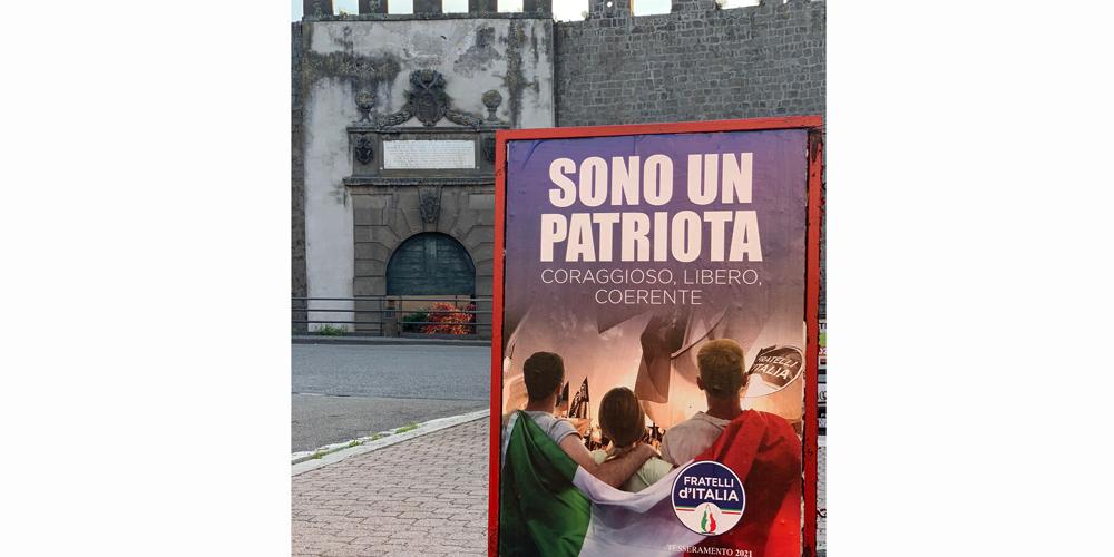 Tesseramento Fratelli D'Italia