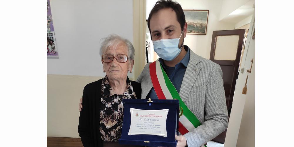 100 anni Lucia