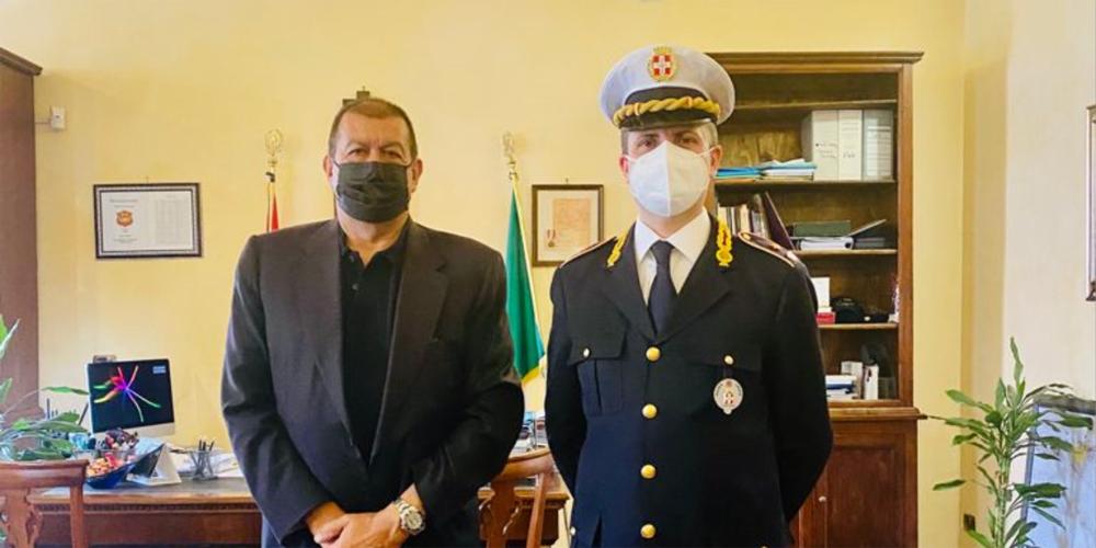 Alessandro Giulivi e Nicola Fortuna